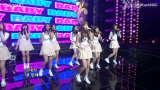080321 - SNSD - Baby Baby (Real HD 720p)