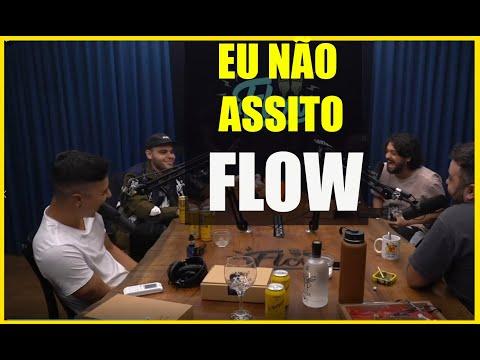 MAICON KSTER E KOTAKA   Flow Podcast: Eu no assisto Flow