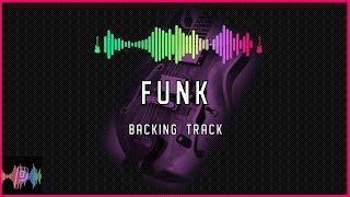Funk Guitar Backing Track Jam in A Dorian
