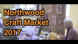 Northwood Craft Market 2017 Tony