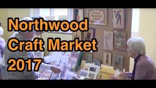 Northwood Craft Market 2017 Tony