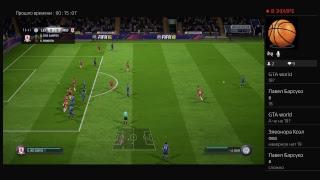 Carabau CUP Lechester vs Middlesbrough ответный матч полуфинал