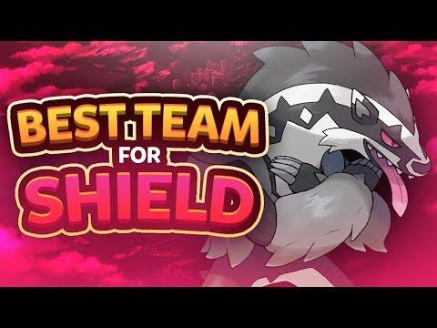 Best Team for Pokemon Shield