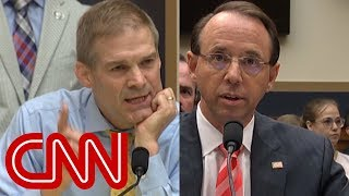 Rosenstein to GOP lawmaker: You're making it personal