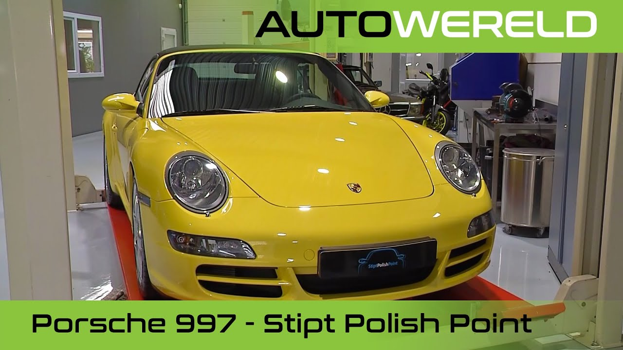 Porsche 997 – Stipt Polish Point
