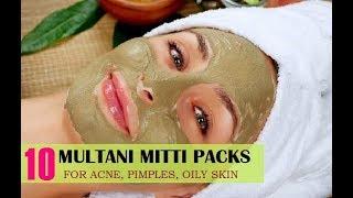Multani Mitti Face Pack For Oily Skin