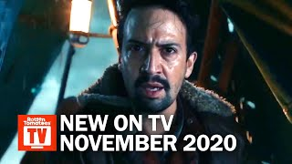 Top TV Shows Premiering in November 2020 | Rotten Tomatoes TV