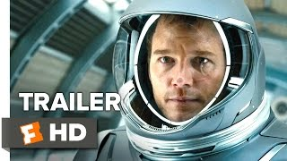 Passengers Official Trailer 1 2016  Jennifer Lawrence Movie
