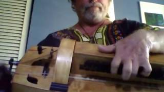 Beatles It's All Too Much Hurdy Gurdy Cover