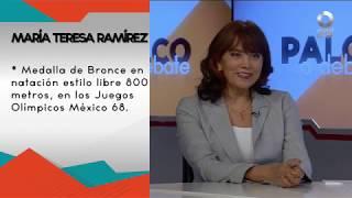 Palco a debate - Juegos Olímpicos México 68