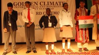 Golden Climate Int`l Environmental Project Olympiad 2013-KENYA