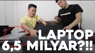 Review Laptop 6,5 MILYAR (clickbait)