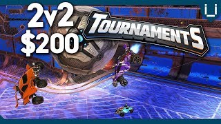 So Many 1v2 Plays!   £200 2v2 Tournament
