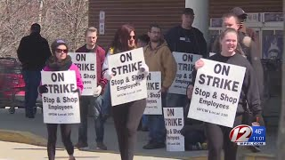 Stop & Shop workers go on strike