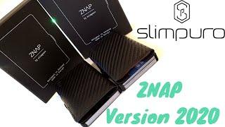 #Slimwallet #Slimpuro ZNAP Version 2020 + ZNAP für 8 Karten - die besten ZNAPs die es je gab!