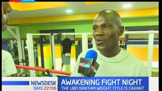 Gabriel Ochieng' seeks UBO title as Florence Muthoni preps to fight Amina Mohammed from Tanzania