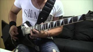 Children of Bodom - Ugly Guitar Cover (HD)