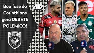'Atenção, Flamengo e Palmeiras': Veja debate sobre o que o Corinthians poderá fazer em 2022