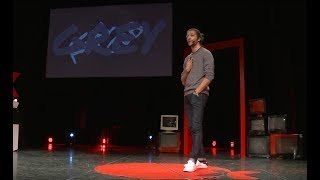 Give Power To Your Fears | Martin Grahovski | TEDxAUBG