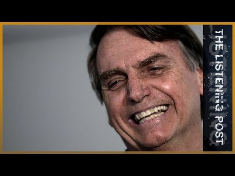 🇧🇷 Jair Bolsonaro: A wrecking ball for Brazil's media? | The Listening Post (Full)