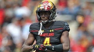 Maryland S Darnell Savage || 2018 Season Highlights