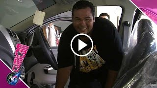 Mobil Baru Persembahan Fahmi Untuk Istri  Cumicam 08 Januari 2017