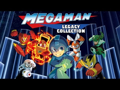 Megaman Legacy Collection (3DS)