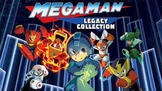 Mega Man Legacy Collection video