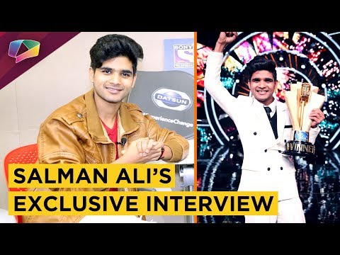 Salman Ali's On Winning Indian Idol 10