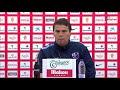 Rueda de Prensa de Rudi del Sporting-Huesca - Vídeos de Entrevistas del Sporting de Gijón