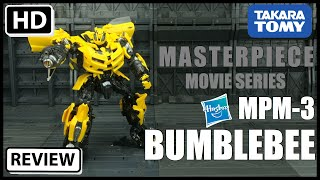 Transformers Masterpiece Movie Series Mpm-03 Bumblebee