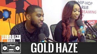 Gold Haze talks Never Forget album, Rapsody & More