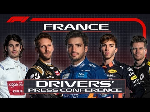 2019 French Grand Prix | Pre-Race Press Conference