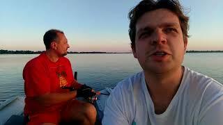"""Рыбалка на """"острове"""". Суть"""