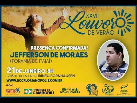 XXVII Louvor de Verão | Convite de Jefferson de Moraes
