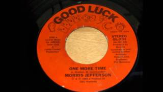 Morris Jefferson - One More Time