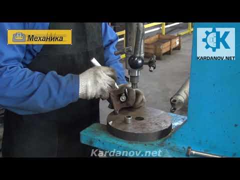 Ремонт кардана Renault Duster