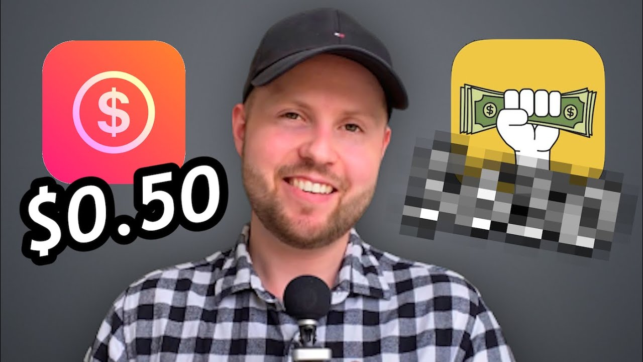 I Invested 2 days Utilizing Cash Making Apps Obstacle 2021 thumbnail