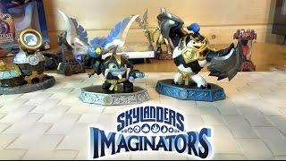 Skylanders Imaginators - Скайлендеры Новинка - Крутые минифигурки и игра для PS4