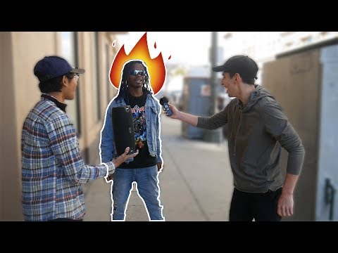Asking RANDOM People to Freestyle on My BEATS!! (Part 2)