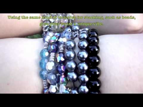HowTo: Style Armcandy For Stacking
