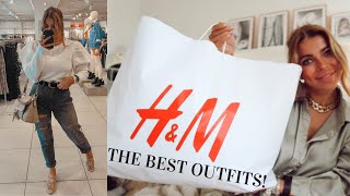 THE BEST OUTFITS IN H&M RIGHT NOW ! SUMMER H&M HAUL