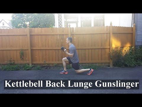 Gunslinger Lunge