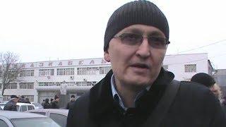 """Рабочие завода """"Кавказкабель"""" требуют зарплату (КБР)"""