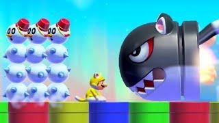 Super Mario Maker 2 - Easy Endless Challenge (100 Levels)