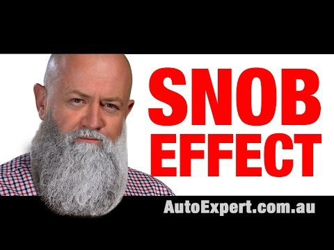 New Car Snob Effect (& How Much It Can Cost You) Auto Expert John Cadogan