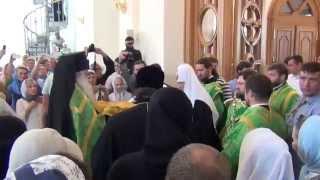 Встреча Патриарха Кирилла