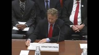 Heres my testimony from yesterday in the US House regarding the damage