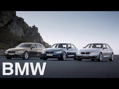 Bmw  3 Series F30 Седан класса D - рекламное видео 4