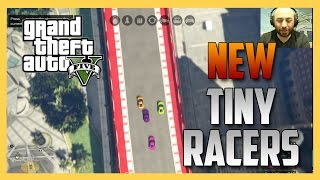 NEW! Tiny Racers mode in GTA V! It